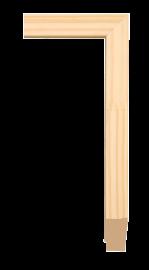 Strainer Stock Stretcher Unfinished 1 1/8