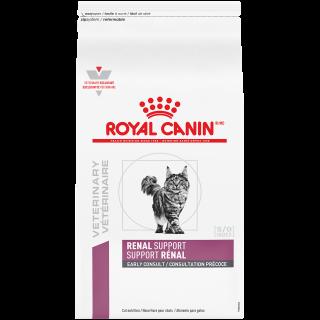 Féline SUPPORT RÉNAL CONSULTATION PRÉCOCE – nourriture sèche pour chats
