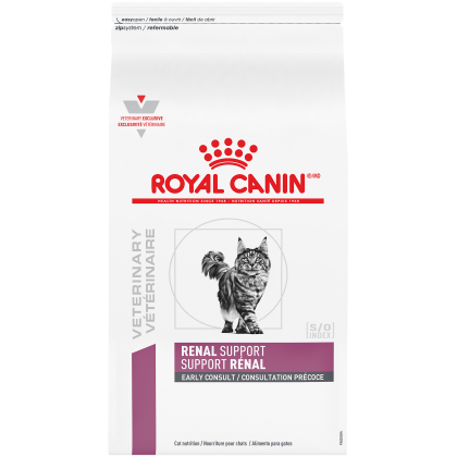 Royal Canin Veterinary Diet Feline Renal Support Early Consult Dry Cat Food