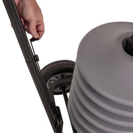 Rover Cart Bundle - Silver Steel 22
