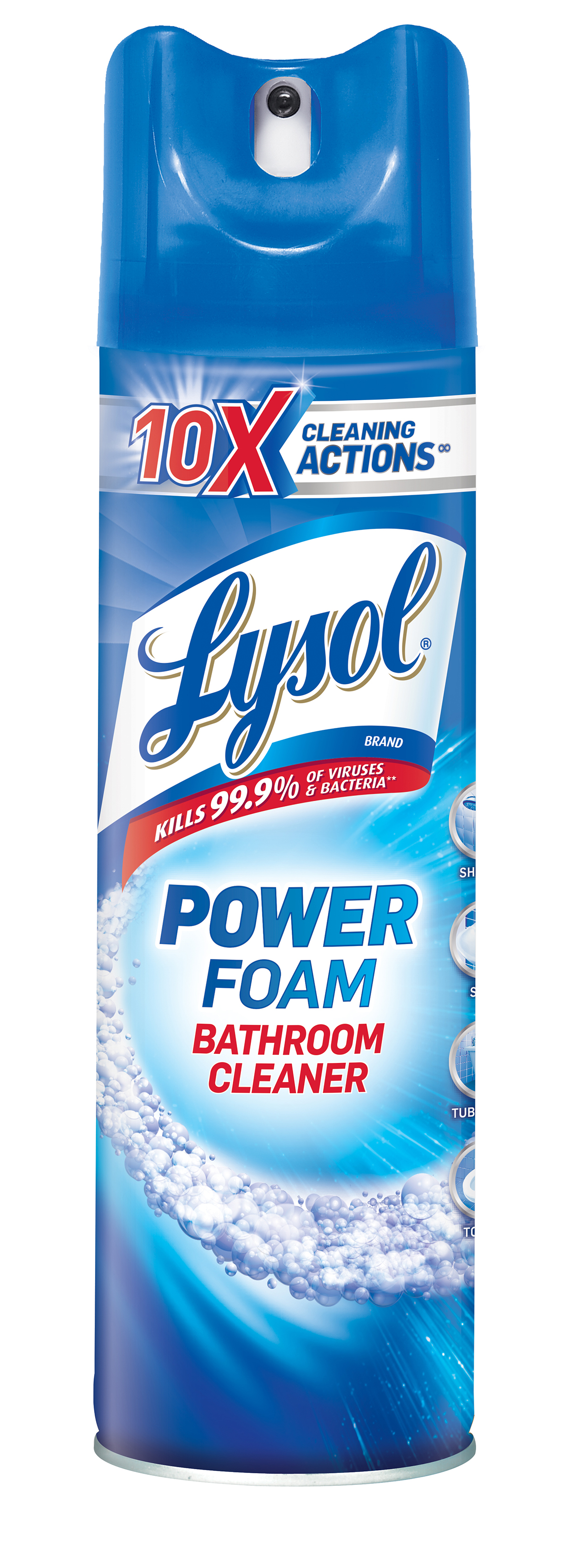 LYSOL® Power Foam Bathroom Cleaner