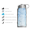 Minecraft 24 ounce Stainless Steel Insulated Water Bottle, Video Games slideshow image 7