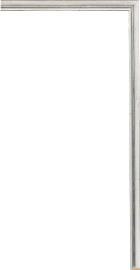 Cezanne Fillet Silver 1/4