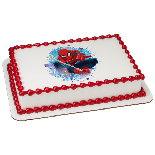 MARVEL Spider-Man™ Gotcha! PhotoCake® Edible Image®