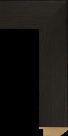 Arqadia Choice Black Stain 2 1/8