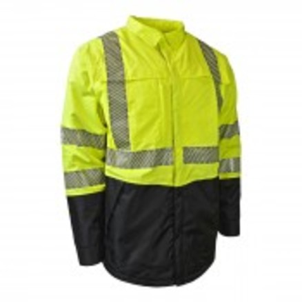 Radians SJ03 Type R Class 3 Ripstop Quilted Wind Shirt