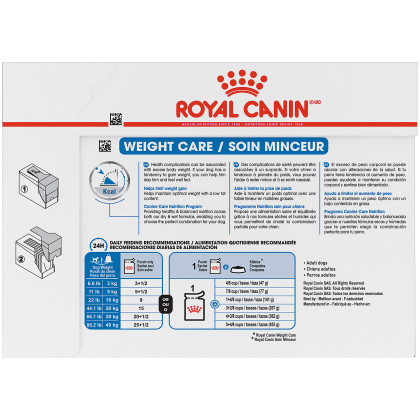 Weight Care Pouch Dog Food