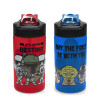 Star Wars 16 ounce Water Bottle, Darth Vader and Yoda, 2-piece set slideshow image 2