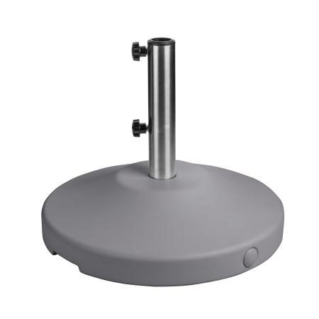 Fillable Free Standing Umbrella Base - Grey 2