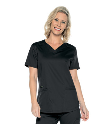 Landau ProFlex Scrub Top for Women 4169-Landau
