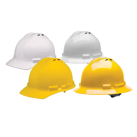 Radians Vented Hard Hats