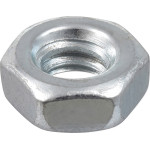 Metric Hex Nuts (Hardened Standard Pitch)