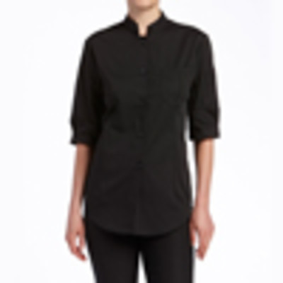 Womens Classic 3/4 Sleeve Shirt-