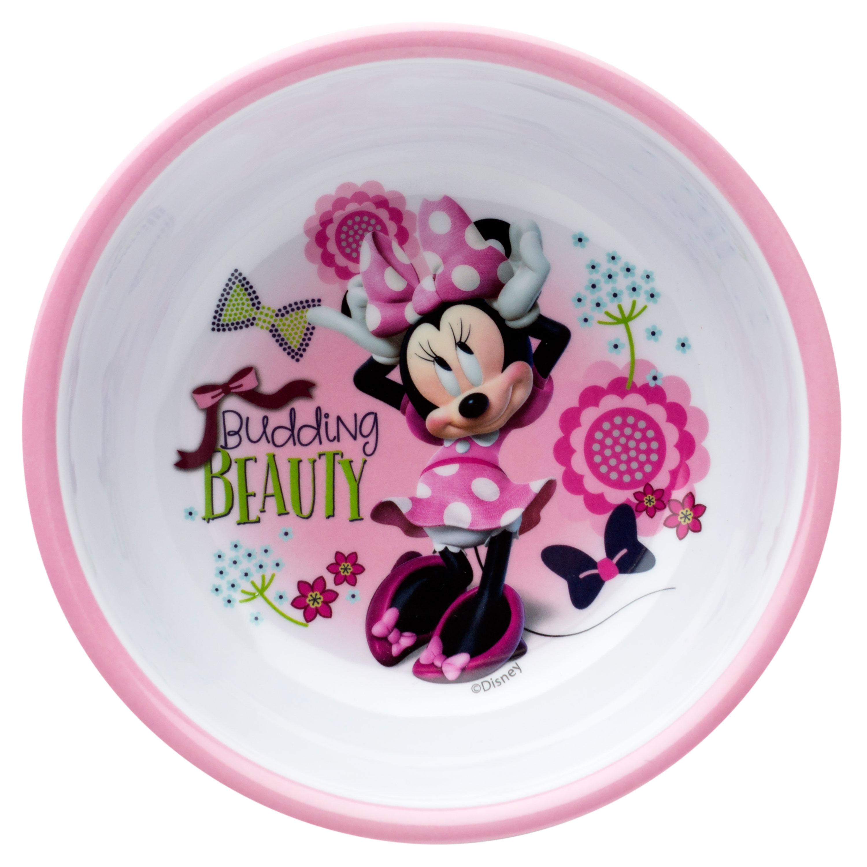 Disney 15 ounce Soup Bowl, Minnie Mouse slideshow image 1