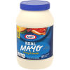 Kraft Real Mayo, 30 fl. oz. Jar