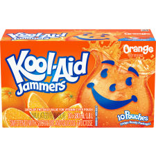 Kool-Aid Jammers, Orange