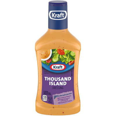 Kraft Thousand Island Dressing 16 fl oz Bottle