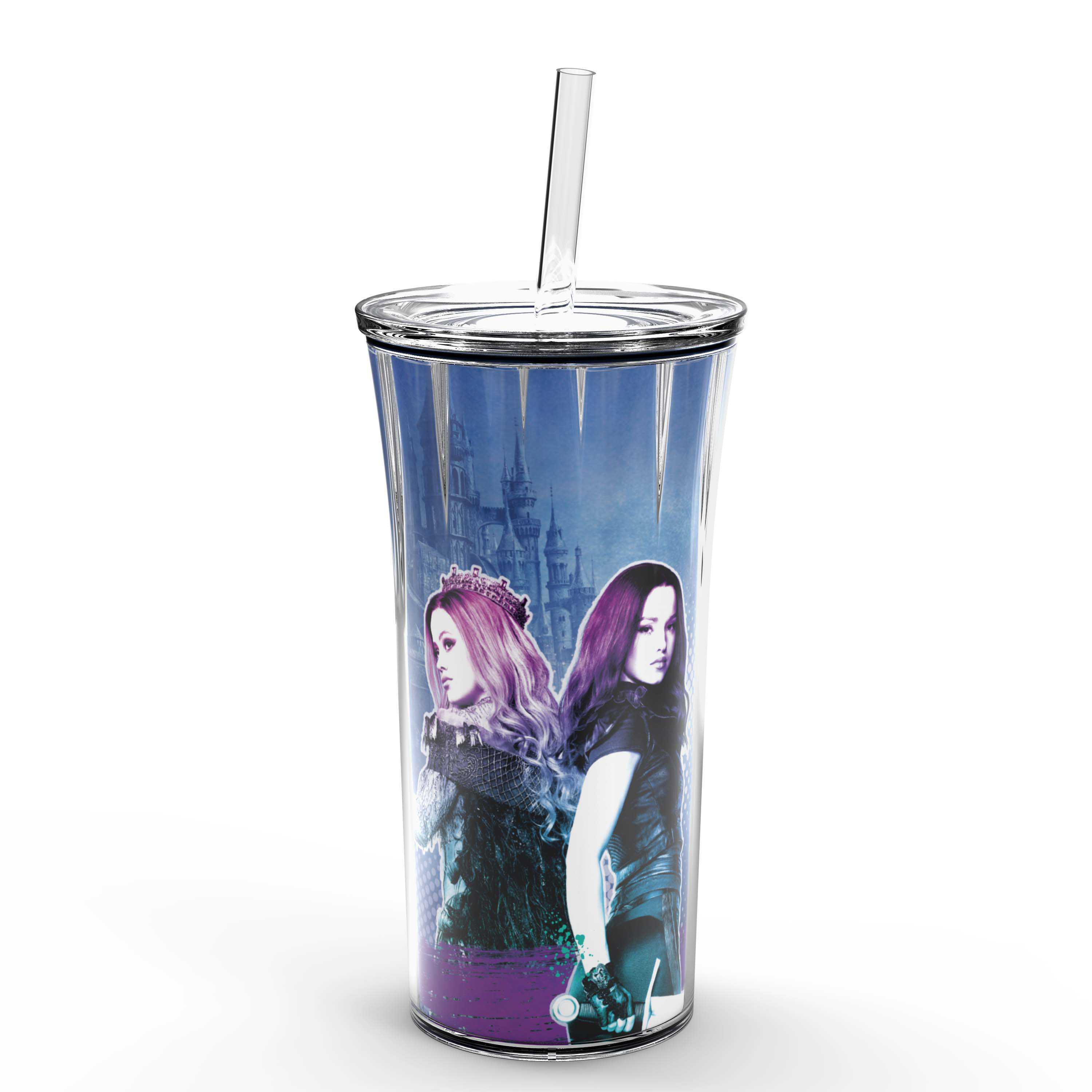 Disney 20 ounce Insulated Tumbler, Descendants 3 slideshow image 1