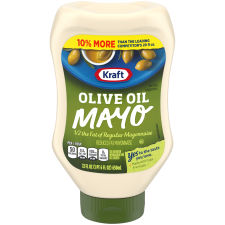 Kraft Reduced Fat Mayonnaise With Olive Oil 22 fl oz Bottle