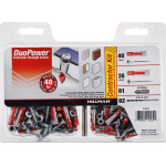 DuoPower Contractor-Strength Anchor Kits