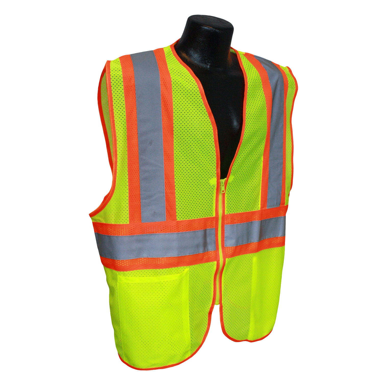 Radians LHV-5ANSI-CT Type R Class 2 Safety Vest