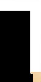 Linear White 1 1/2