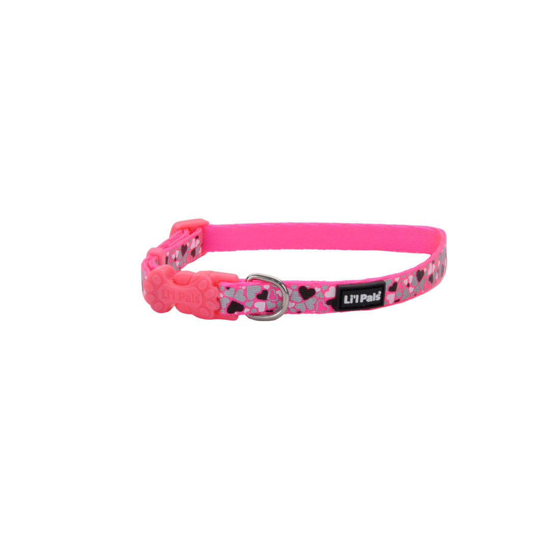 Li'l Pals® Reflective Dog Collar