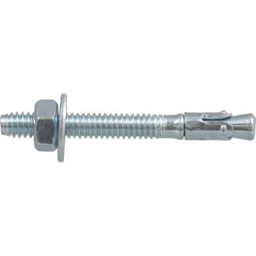 Zinc Power-Stud+ SD1 Anchor 1/4