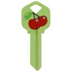 Cherry Key Blank