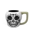 Halloween 15 ounce Coffee Mug and Spoon, Sugar Skull slideshow image 7
