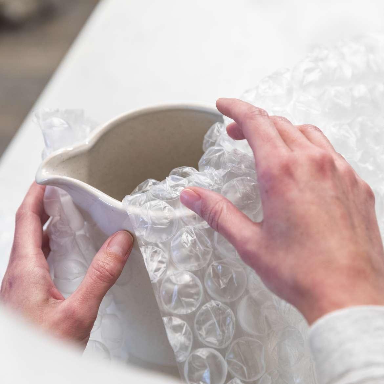 Large Bubble Wrap® Cushioning