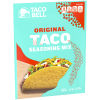 Taco Bell Seasoning Mix, Taco, 1 oz Envelope