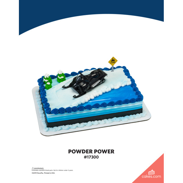 Powder Power DecoSet® The Magic of Cakes® Page