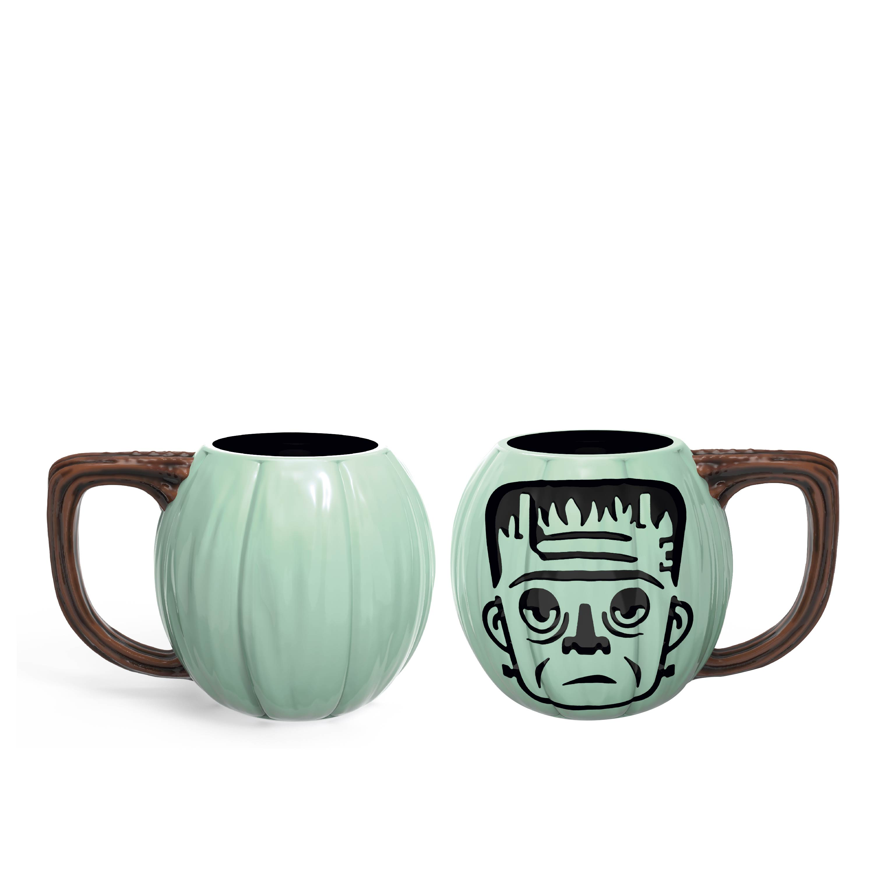 Little Monsters 15 ounce Coffee Mug and Spoon, Frankenstein slideshow image 8