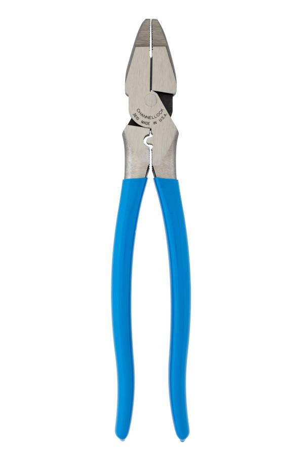 3610 10.5-inch XLT™ Round Nose Linemen's Pliers
