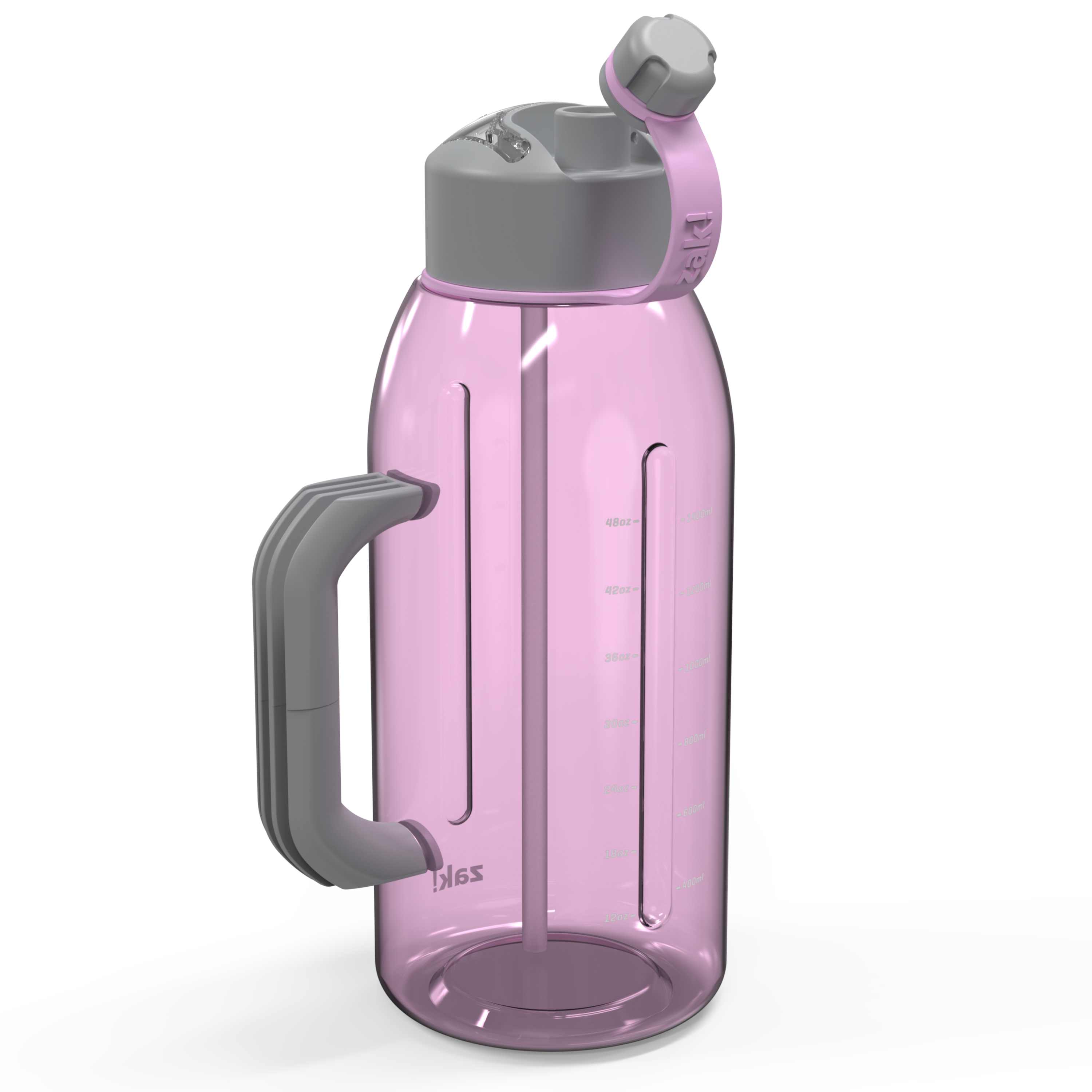 Genesis 64 ounce Water Bottle, Lilac slideshow image 7