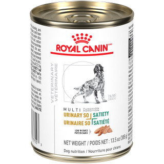 Canine Urinary SO® + Satiety Canned Dog Food