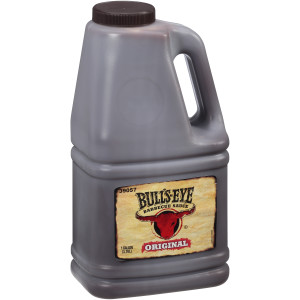 BULL'S-EYE Original BBQ Sauce, 1 gal. Jugs (Pack of 4) image