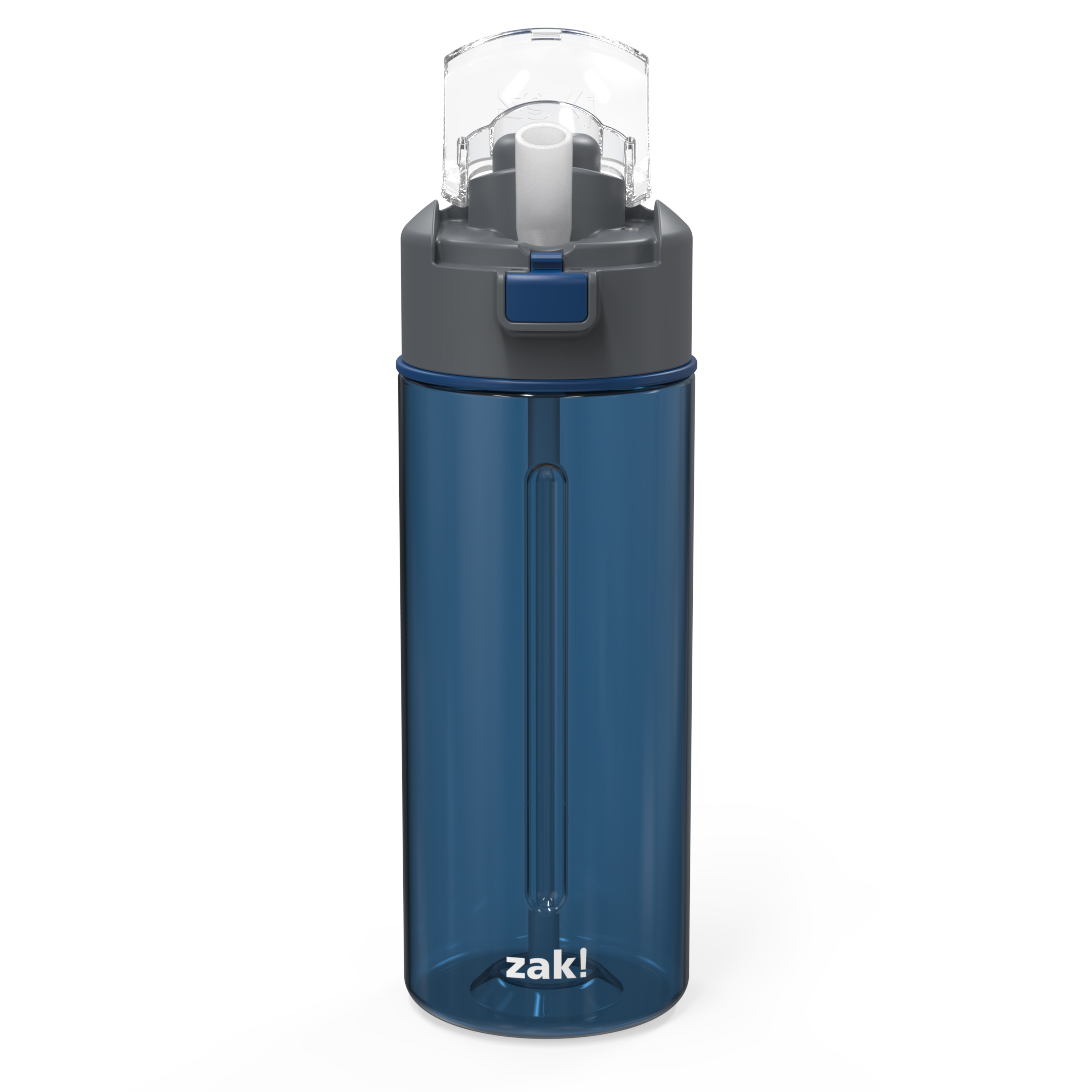Genesis 24 ounce Water Bottle, Indigo slideshow image 5