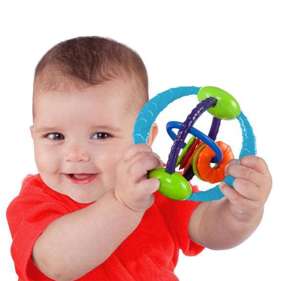 Twist-O-Round™ Teething Toy