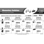 Momentary Switches Assortment (Screw & Quick Connect Terminals)