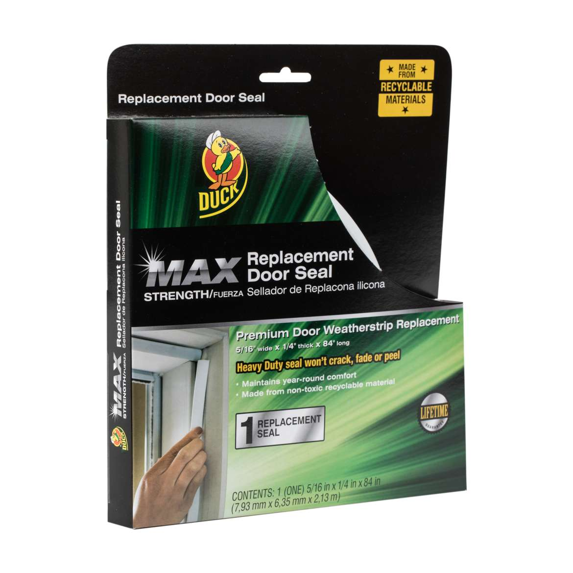 Duck® Brand Max™ Strength Replacement Door Seal