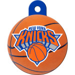 New York Knicks Large Circle Quick-Tag