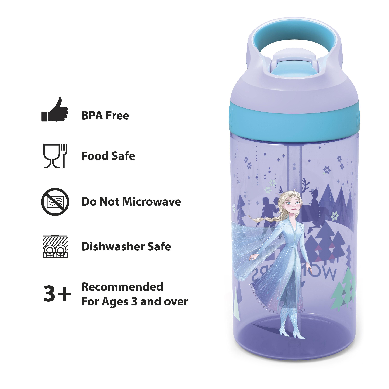 Disney Frozen 2 Movie 16 ounce Water Bottle, Princess Anna slideshow image 6