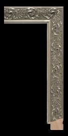 Ambrosia Silver 1 5/8
