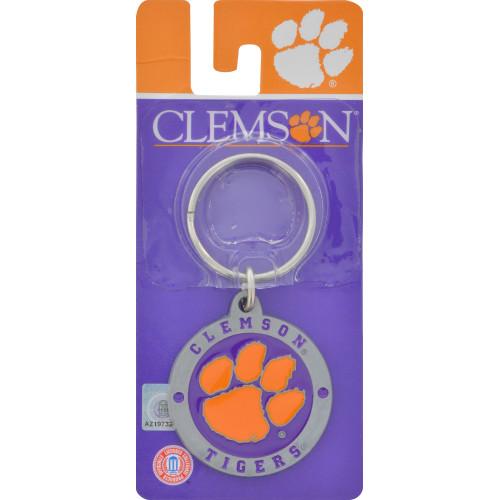 Clemson University Key Ring
