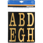 Square Cut Self Adhesive Letters