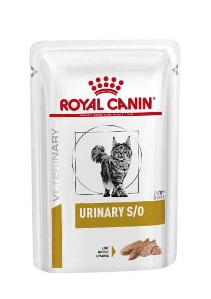 Feline Urinary S/O (in loaf)