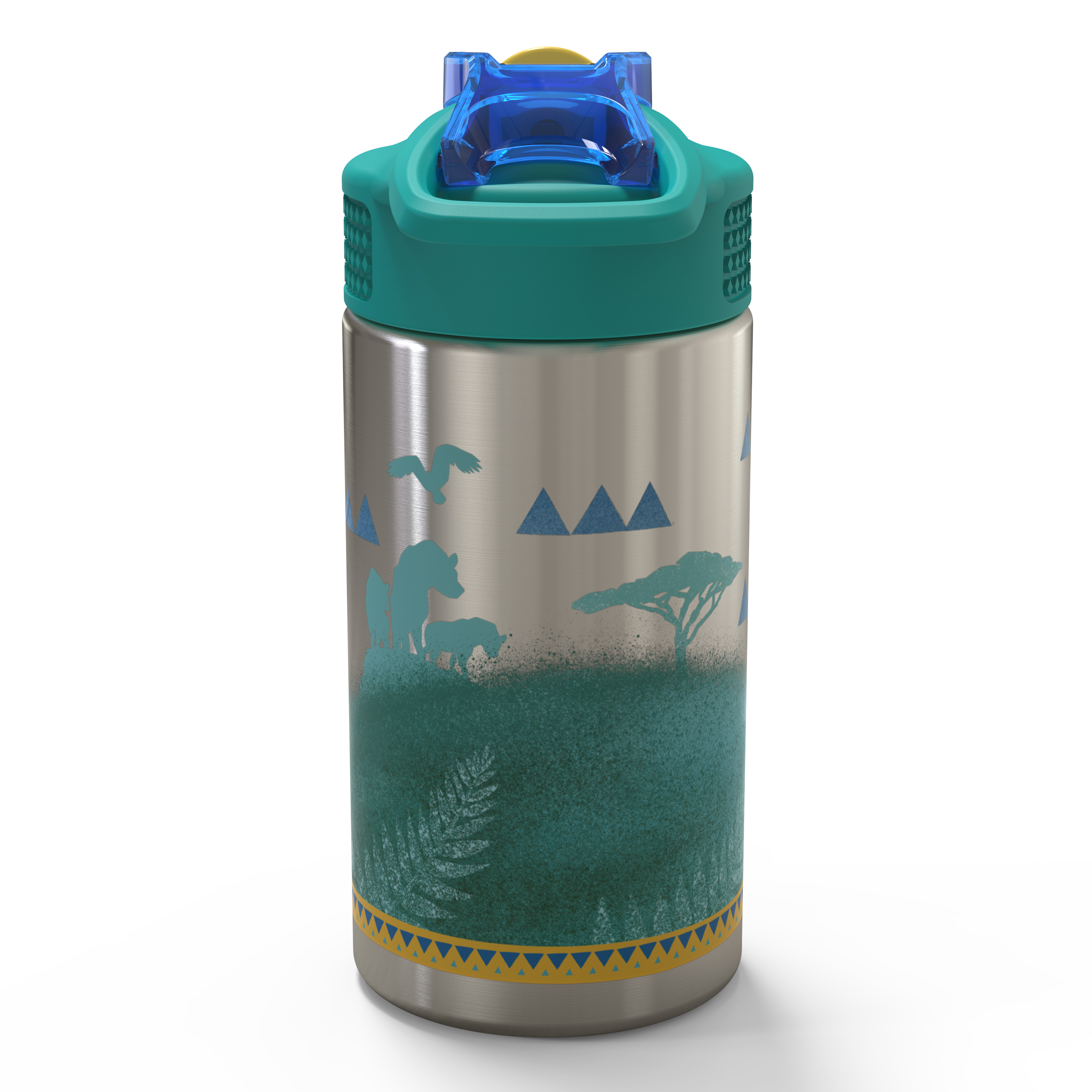 Lion King 15.5 ounce Water Bottle, Simba & Friends slideshow image 3