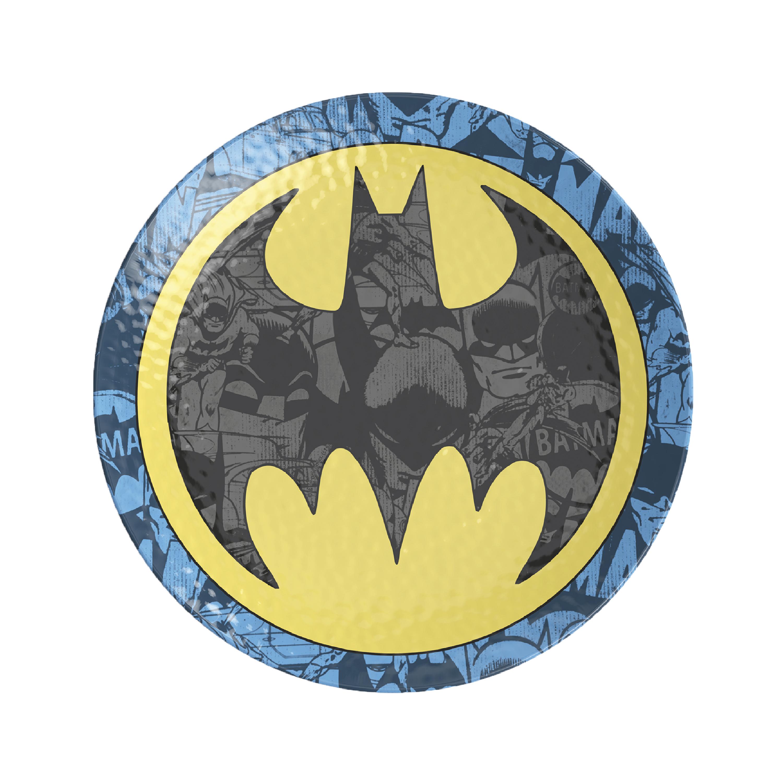 DC Comics Plate, Bowl and Tumbler Set, Batman, 3-piece set slideshow image 6
